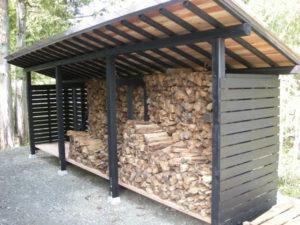 薪小屋設置 新設・リフォーム施工事例
