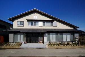 滋賀県彦根市 N様邸 新築施工事例