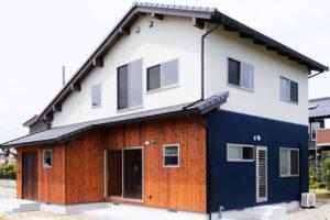 滋賀県彦根市 K様邸 新築施工事例
