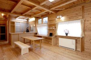 滋賀県愛知郡 S様邸 新築施工事例