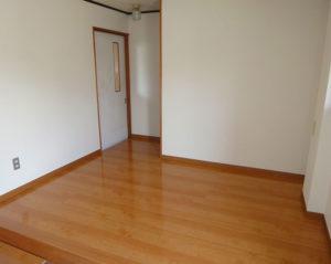 床の内装リフォーム