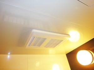 浴室暖房乾燥器へリフォーム