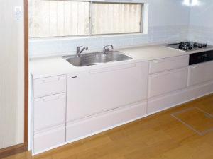 キッチンから脱衣室・浴室のリフォーム