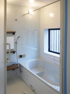 お風呂と洗面脱衣室のリフォーム