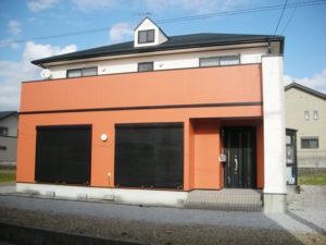 外壁塗装のリフォーム