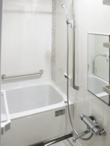 お風呂をリフォーム