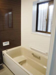 お風呂と給湯器のリフォーム