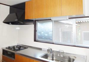 キッチンと床のリフォーム