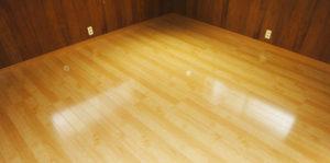 畳の部屋をフローリングへリフォーム