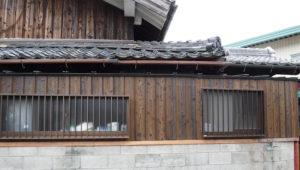 長く家を守ってくれた外壁を張替リフォーム
