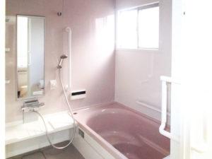 家事ラクリフォームの浴室