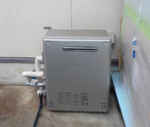 ガス給湯器の交換リフォーム