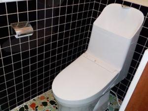 昔のトイレを最新の使いやすいトイレに