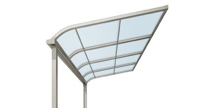 屋根形状 R型