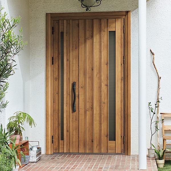 YKKapドアリモ 玄関がたった1日で、キレイ、安心、快適に。