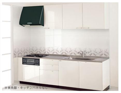 タカラ エーデル I型システムキッチン 2550mm
