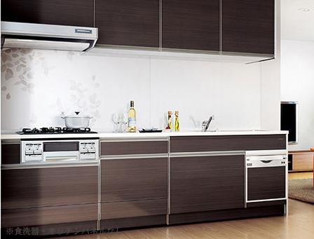 タカラ エマージュ I型システムキッチン 2550mm