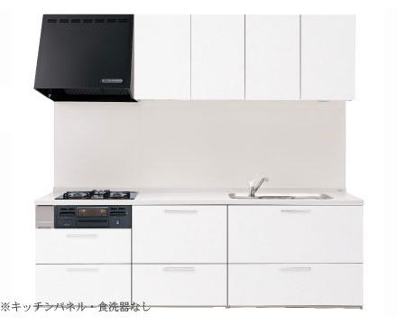 panasonicリビングステーション システムキッチン Vスタイル I型 2550mm