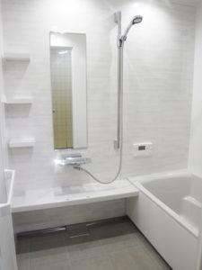 浴室・洗面脱衣室改修・レンジフード交換工事