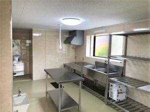 古民家がパン製造場の厨房に変身! 【彦根、東近江市、米原、長浜市 湖東・湖北の皆様へ!】